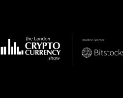London CryptoCurrency Show logo